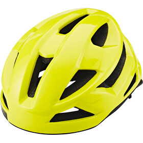 Bern FL-1 Kask rowerowy żółty